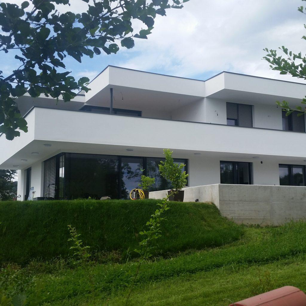 Wohnbau für Private